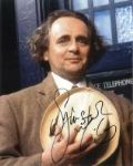 Sylvester McCoy  (Doctor Who) - Genuine Signed Autograph